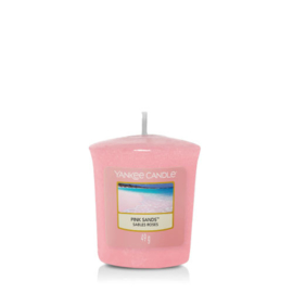 Yankee Candle Votive Pink Sands