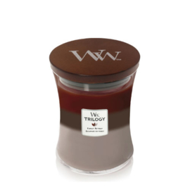 WoodWick Medium Candle Forest Retreat Trilogy