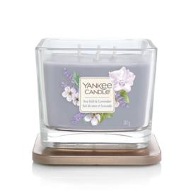 Yankee Candle Elevation Medium Jar Sea Salt & Lavender