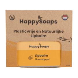 HappySoaps Lipbalm Sinaasappel 10ml