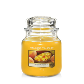 Yankee Candle Medium Jar Mango Peach Salsa