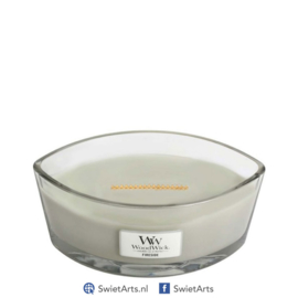 WoodWick Ellipse Candle Fireside