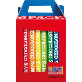 Tony's Chocolonely Regenboog Classics 6-pack (6x 180 gram)