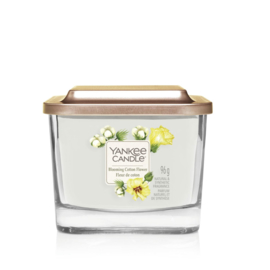 Yankee Candle Elevation Small Jar Blooming Cotton Flower
