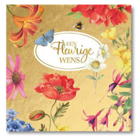 Hallmark Wenskaart Collectie Marjolein Bastin 29 (Felicitatie)