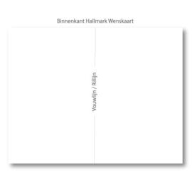 Hallmark Wenskaart Collectie Animail 01 (Zwanger)