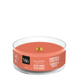 WoodWick Petite Candle Tamarind & Stonefruit