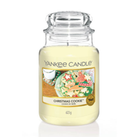 Yankee Candle Large Jar Christmas Cookie