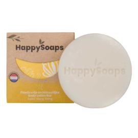 HappySoaps Body Lotion Bar Exotic Ylang Ylang 65g