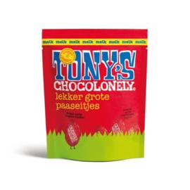 Tony's Chocolonely 180 Gram Paaseitjes Melk (Zak)
