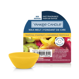 Yankee Candle Wax Melt Tropical Starfruit