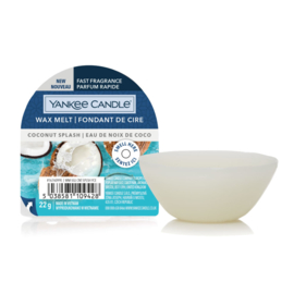 Yankee Candle Wax Melt Coconut Splash