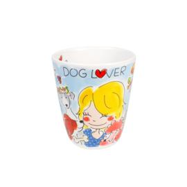 Blond Amsterdam Beker 0.35L Hond (Dog Lover)