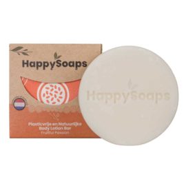 HappySoaps Body Lotion Bar Fruitful Passion 65g