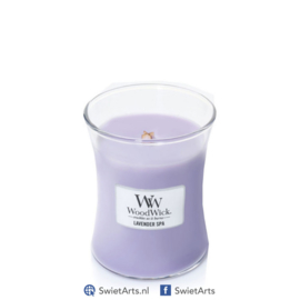 WoodWick Medium Candle Lavender Spa