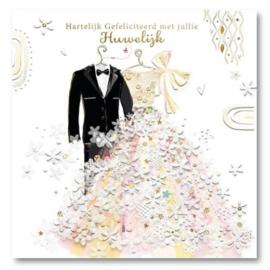 Hallmark Wenskaart Collectie Turnowsky 15 (Huwelijk)