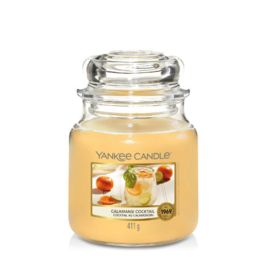 Yankee Candle Medium Jar Calamansi Cocktail