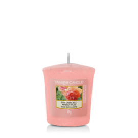Yankee Candle Votive Sun-Drenched Apricot Rose