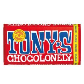 Tony's Chocolonely Melk 32% (180 gram)