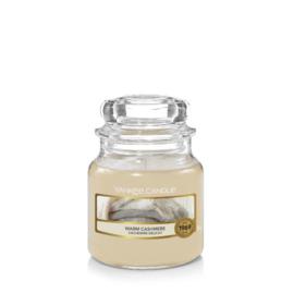 Yankee Candle Small Jar Warm Cashmere