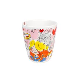 Blond-Amsterdam Beker Cat Lover 0,35L