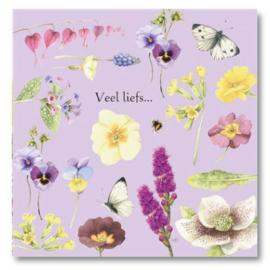 Hallmark Wenskaart Collectie Marjolein Bastin 15 (Liefde / Vriendschap)