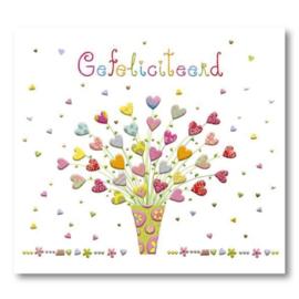 Hallmark Wenskaart Collectie Turnowsky 52 (Felicitatie)