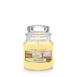 Yankee Candle Small Jar Vanilla Cupcake