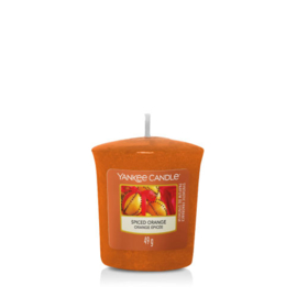 Yankee Candle Votive Spiced Orange