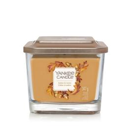 Yankee Candle Elevation Medium Jar Amber & Acorn