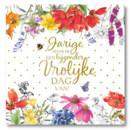 Hallmark Wenskaart Collectie Marjolein Bastin 36 (Verjaardag)