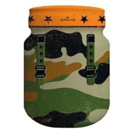 Hallmark Spaarpot / Moneybank  (Camouflage)