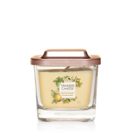 Yankee Candle Tonka Bean & Pumpkin Small 1-Wick Square Candle