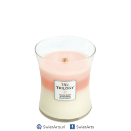 WoodWick Medium Candle Island Getaway Trilogy