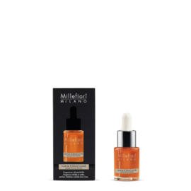Millefiori Milano Geurolie 15ml Incense & Blond Woods