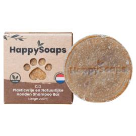 HappySoaps Honden Shampoo Bar Lange Vacht 70g