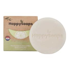 HappySoaps Body Lotion Bar Fresh Bergamot 65g