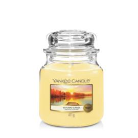 Yankee Candle Medium Jar Autumn Sunset