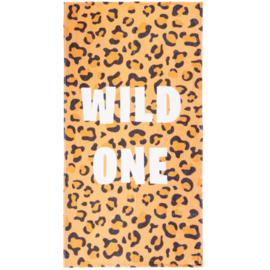 Texy Towel Strandhanddoek (Wild One)