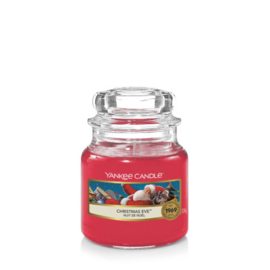 Yankee Candle Small Jar Christmas Eve