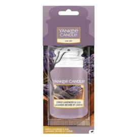 Yankee Candle Car Jar Dried Lavender & Oak