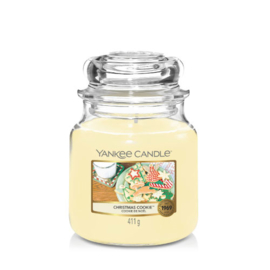 Yankee Candle Medium Jar Christmas Cookie