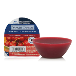 Yankee Candle Wax Melt Black Cherry