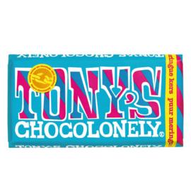 Tony's Chocolonely Puur Merinque Kers (180 gram)