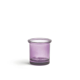 Yankee Candle Tea Light & Votive Candle Holder POP - Violet
