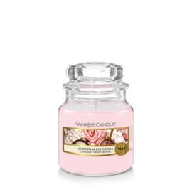 Yankee Candle Small Jar Christmas Eve Cocoa