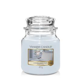 Yankee Candle Classic Medium Jar Geurkaarsen