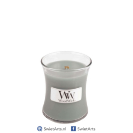 WoodWick Fireside Mini Candle