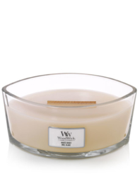 WoodWick Ellipse Candle White Honey