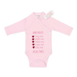 VIB Rompertje Roze (Baby Rules)